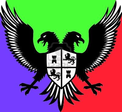 7679143-heraldic-eagle